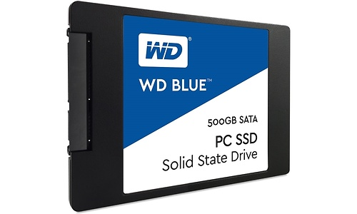 Western Digital Blue SSD 500GB