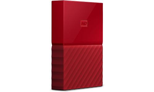 Western Digital My Passport 2TB Red