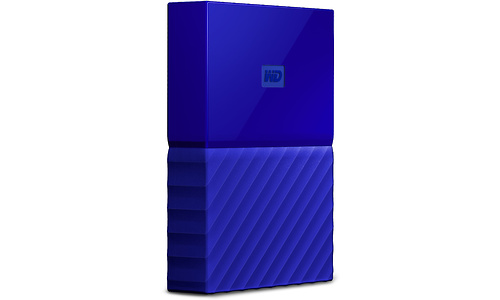 Western Digital My Passport Portable 2TB Blue