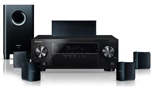 Pioneer HTP-206 Black