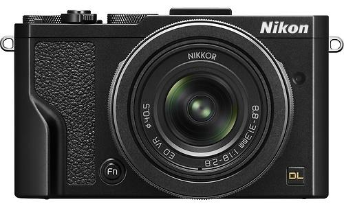 Nikon DL 24-85 kit Black