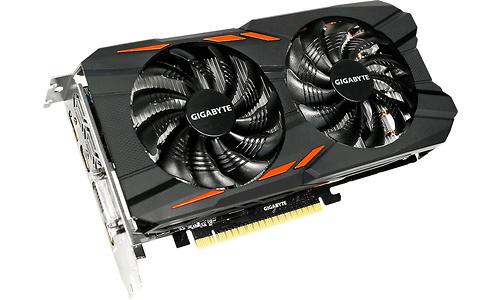 Gigabyte GeForce GTX 1050 WindForce OC 2GB