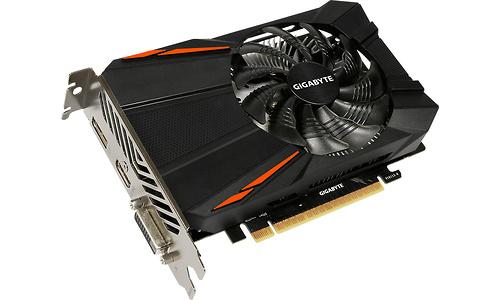 Gigabyte GeForce GTX 1050 Ti D5 4GB
