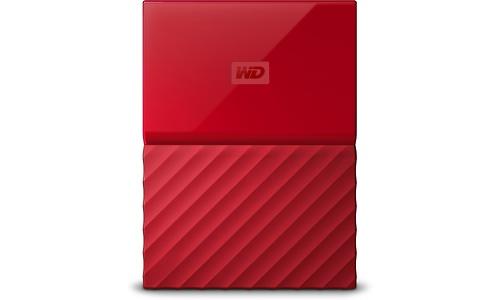 Western Digital My Passport 1TB Red