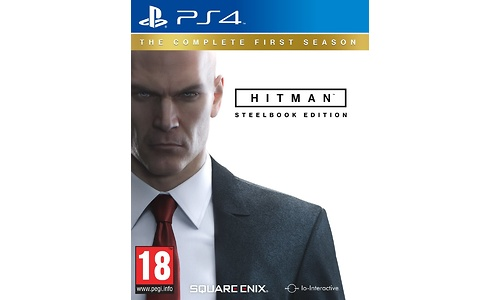 Hitman: 1st Season, Steelbook Edition (PlayStation 4)