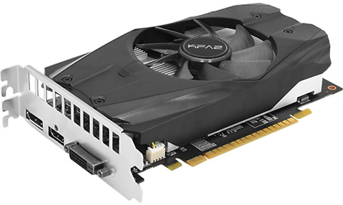 KFA2 GeForce GTX 1050 Ti OC 4GB