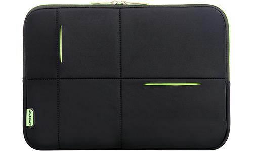 """Samsonite Airglow Sleeve 14,1"""" Black/Green"""