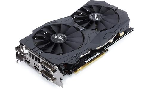 Asus GeForce GTX 1050 Strix OC 2GB