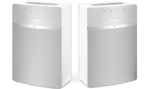 Bose SoundTouch 10 Duo Pack White
