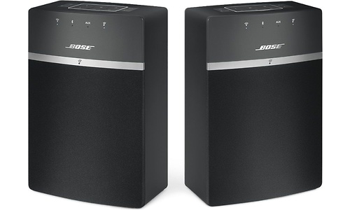 Bose SoundTouch 10 Duo Pack Black