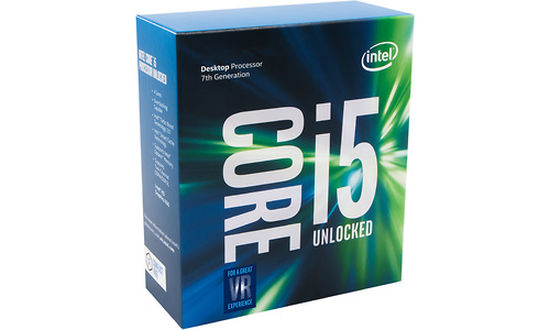 Intel Core i5 7400 Boxed