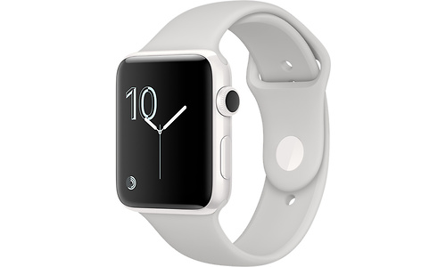 Apple Watch Edition Series 2 38mm White Sport Band White