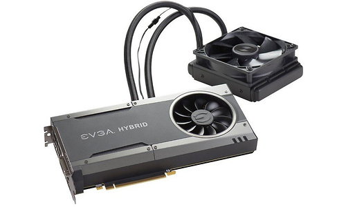 EVGA GeForce GTX 1070 FTW Hybrid Gaming 8GB