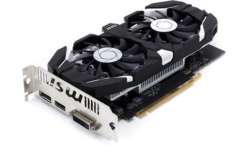 MSI GeForce GTX 1050 Ti V2 OC 4GB