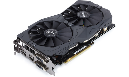 Asus GeForce GTX 1050 Ti Strix 4GB