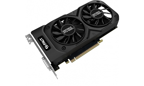 Palit GeForce GTX 1050 Ti Dual OC 4GB