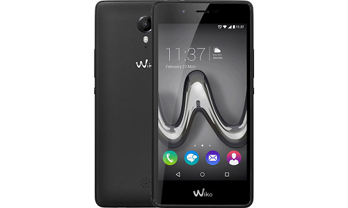 Wiko Tommy Black