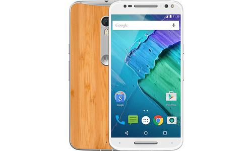 Motorola Moto X Style Bamboo