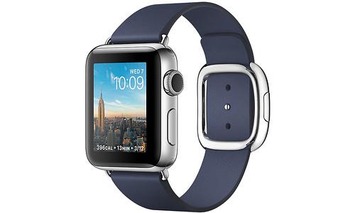 Apple Watch Series 2 38mm Large Midnight Blue