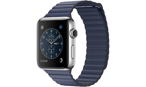 Apple Watch Series 2 42mm Medium Midnight Blue