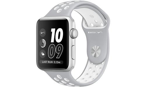 Apple Watch Nike+ 42mm Silver
