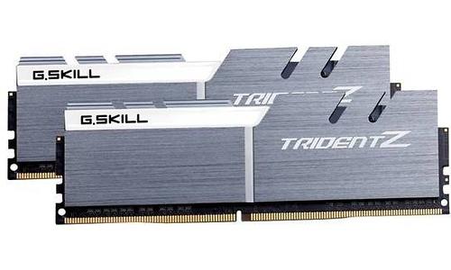 G.Skill Trident Z Silver 32GB DDR4-3200 CL16 kit