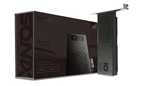 Zotac Sonix 10 Year Anniversary Edition 480GB