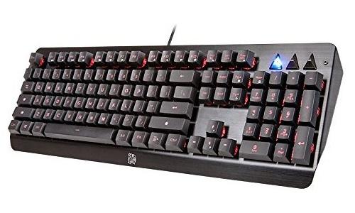 Thermaltake Challenger Edge Gaming Keyboard (DE)