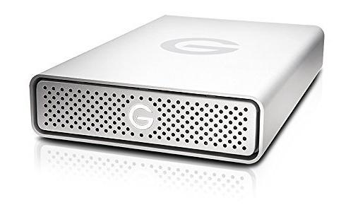 G-Technology G-Drive 10TB Silver