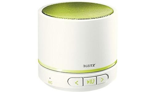 Leitz WOW Mini Bluetooth Speaker White/Green