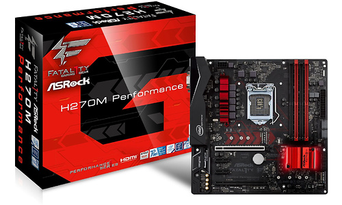 ASRock Fatal1ty H270M Performance