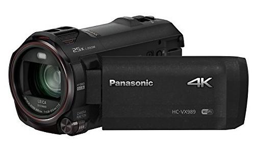 Panasonic HC-VX989EG-K