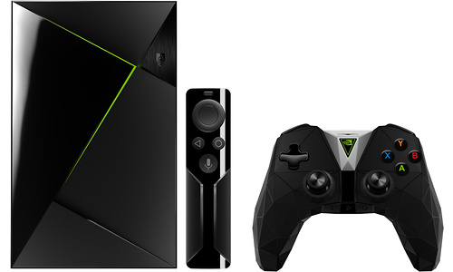 Nvidia Shield TV Pro 500GB (2017)