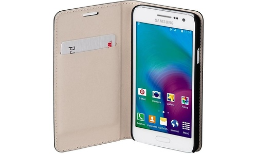 Hama Slim Booklet Galaxy A3 Black