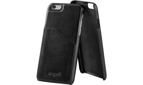 Bugatti Snap Case Londra Pocket Apple iPhone 7 Black