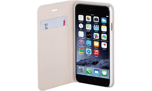 Hama Slim Booklet Cover Fall for Phone 6S White