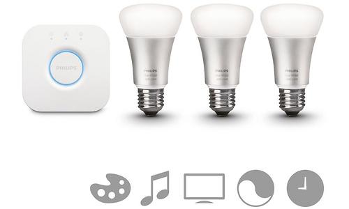 Philips Hue Lamp Starter Pack E27
