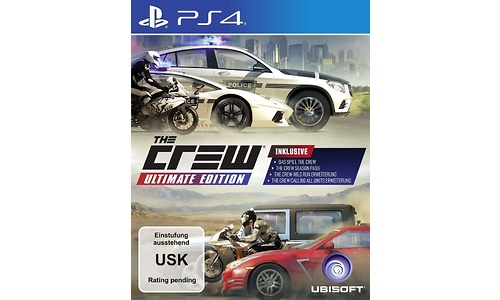 The Crew, Ultimate Edition (PlayStation 4)