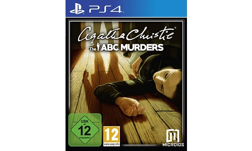 Agatha Christie: The ABC Murders (PlayStation 4)