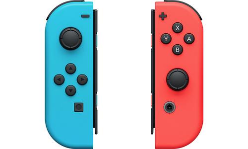 Nintendo Switch Joy-Con Controller Pair Red/Blue