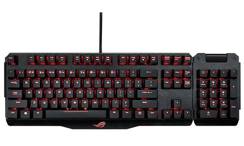 Asus RoG Claymore (Cherry MX Red)