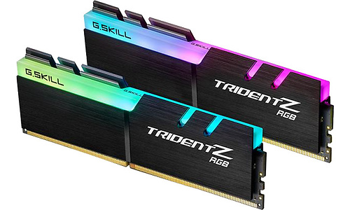 G.Skill Trident Z RGB 16GB DDR4-3000 CL16 kit