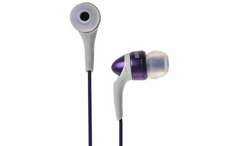 Maxell Canalz Earphone Purple