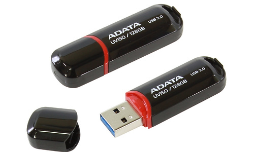 Adata AUV150-128G-RBK 128GB Black