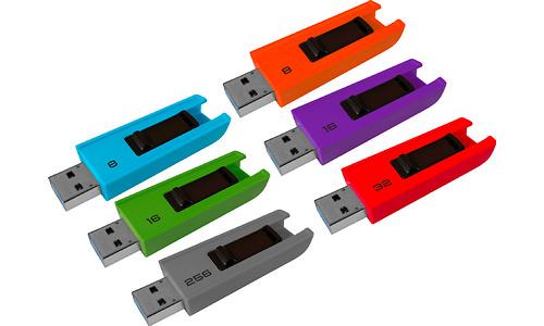 Emtec B250 Slide 128GB Grey