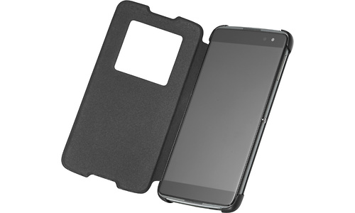 BlackBerry DTEK60 Smart Flip Case Black