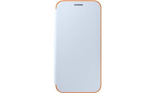 Samsung Galaxy A5 2017 Neon Flip Cover Blue