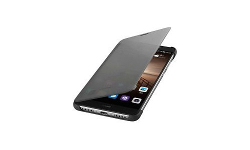 Huawei Flip Cover View for Mate 9 Silver