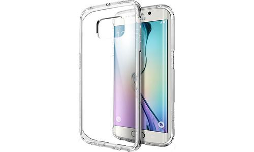 Spigen Ultra Hybrid Samsung Galaxy S6 Edge Back Cover Transparent