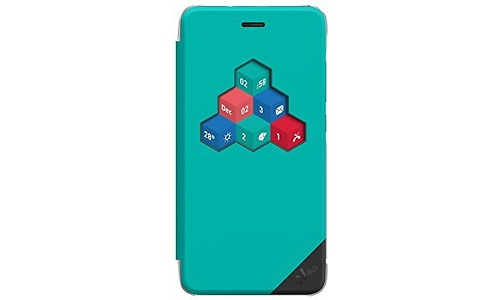 Wiko Original Lenny 3 WiCube Flip Cover Turquoise